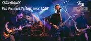 Skin&Bones tributo Foo Fighters live@Fabbrica di Pedavena Mirano