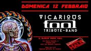 Vicarious - Tool Tribute Band @ Il Blocco Music Hall , Verona (VR)