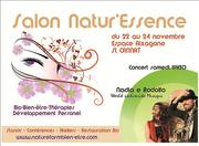 Animations et cartes cadeau de l'Espace Ki-Zen au salon Natur'Essence