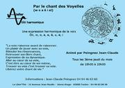 Atelier Voix Harmonique