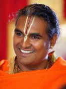 Darshan, bénédiction spirituelle de Paramahamsa Sri Swami Vishwananda à Genève