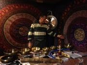 atelier de méditation sonore avec ancrage aux bols tibétains