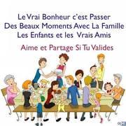 """Fête annuelle de L'association """"Lamibonheur"""" avec le gâteau des Rois !"""