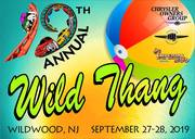 19th Annual WILD THANG