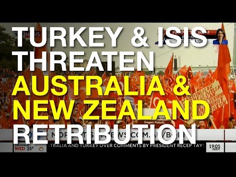 JIHAD ON AUSTRALIA AND NEW ZEALAND - The Bolt Report 20 March, 2019