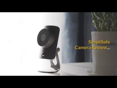 SimpliSafe Indoor Camera Review - The SimpliCam