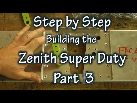 Step by Step Building: Zenith Super Duty Part 3