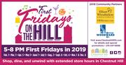 Chestnut Hill First Fridays