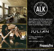 Hotel Julian First Look Social Hour