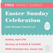Easter Sunday Family Celebration
