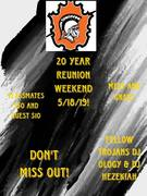 Class of 99 20th Year Reunion