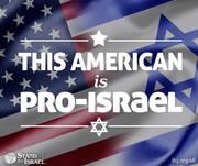 I AM PRO-ISRAEL-YISRAL