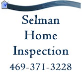 Selman Home Inspection Of North Texas
