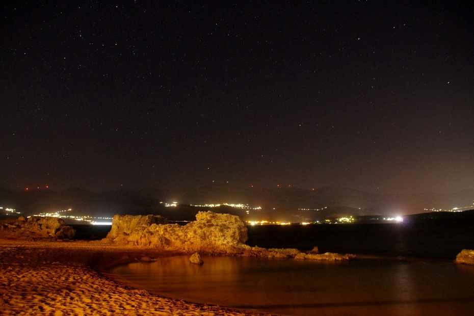 Μια όμορφη νύχτα...