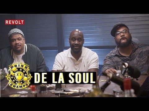 De La Soul | Drink Champs (Full Episode)