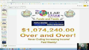 People Helping People Worldwide Turned into a Self Building Force Fed Awesome System Webinar Replay 26th March 2019