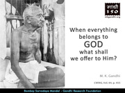 Thought For The Day ( GOD )