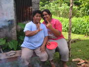 Mira & her Aunt Tuanna