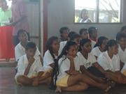 School Children on Banaba 2004
