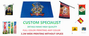 The top guide flags manufacturer from pennant-flags.com