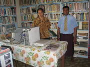 Rabi Community Library- June 2009