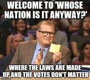 Whose Nation ?