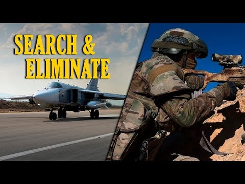 Syrian War Report – March 27, 2019: Special Forces Hunt Down Terrorists That Killed 3 Russians