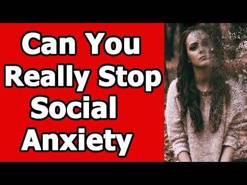 Social Anxiety Treatment: Baby Steps to Overcome Social Anxiety