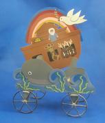 Gilaspy Noahs Ark bell toy 1