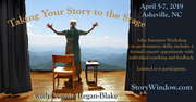 Connie Regan-Blake's Taking Your Story to the Stage Workshop