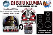 Kamal on DJ Kuumba Radio Show