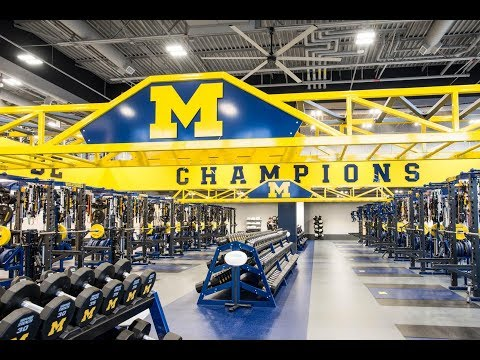University of Michigan Strength & Conditioning Center