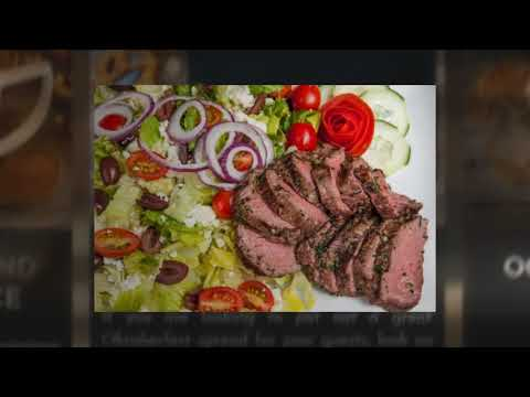 Catering Food For Birthday Party - Saint Germain Catering