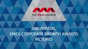 2018 EMEA Corporate Growth Awards