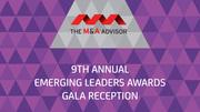 9th Annual Emerging Leaders Awards Gala Reception