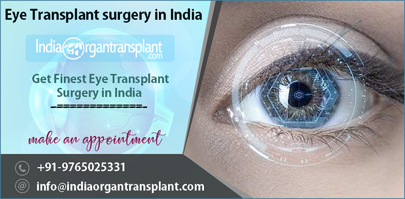Affordable Eye Transplant Surgery in India