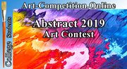 ART CONTEST FOR COLLEGE STUDENT ARTISTS AND PHOTOGRAPHERS – ABSTRACT 2019