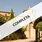 (COMPLETA) - CASTELL DE PENYAFORT +  L'AVIACIÓ REPUBLICANA + MERCAT D'ARTESANIA + BUS