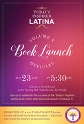 Today's Inspired Latina Book Launch