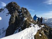 Alwnch Eogach Ridge
