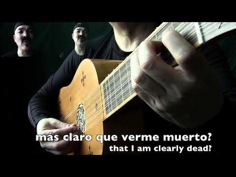 No so yo quien la descubre (CMP 1476-1516) by Rómulo Vega-González