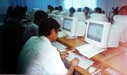 2001年红花岗区实验教师培训2
