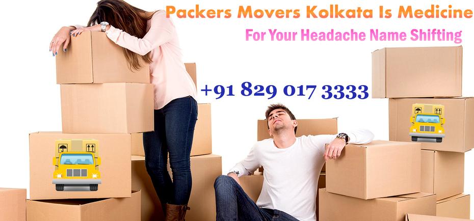 Packers Movers Kolkata