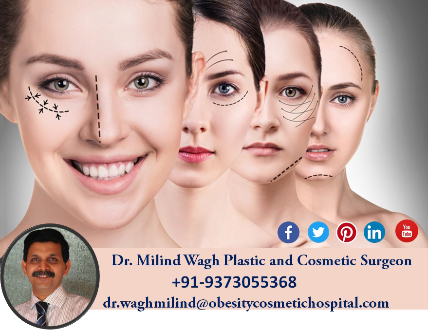 Dr. Milind Wagh: One of the Best Plastic and Cosmetic Surgeon of India