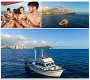 Boat charters Hawaii