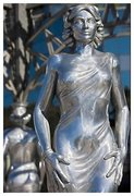 DOROTHY DANDRIDGE Statue in Hollywood