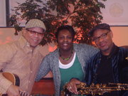 Garry Goins Sharen and Kirk Whalum