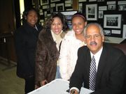 PERRY FAMILY AND STEDMAN GRAHAM