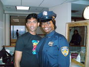 ME AND SHARAD (MAKEUP ARTIST)