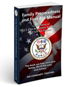 USFRA Family Preparedness book projects